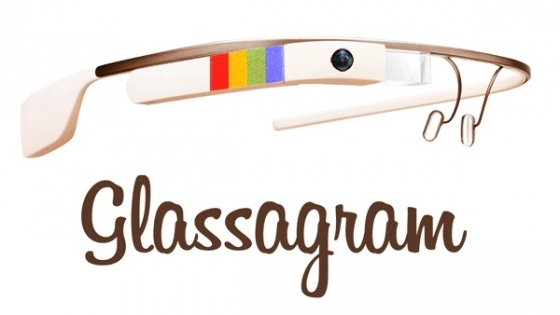 Google Glass Instagram'ı Glassagram