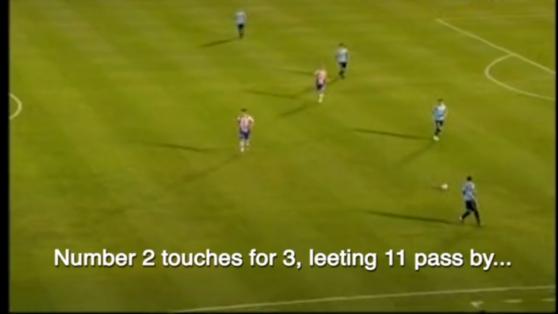 İsimsiz Oyuncularla Bir Futbol Maçı