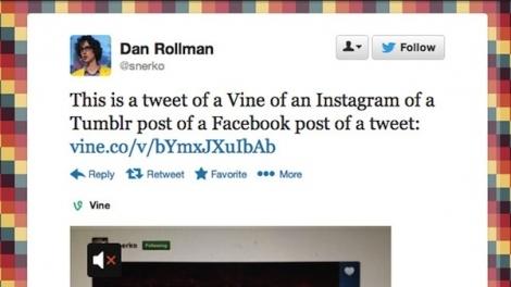 Bir İletinin Sosyal Medyadaki Rekor Denemesi