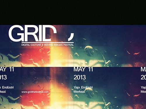 GRID – Dijital Kültür ve Hareketli Görüntü Festivali