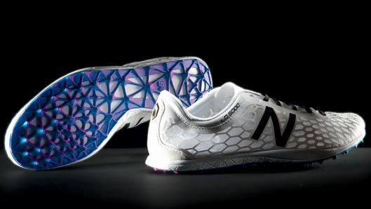 New Balance'tan Profesyonel Atletlere 3B Baskılı Ayakkabısı Teknolojisi