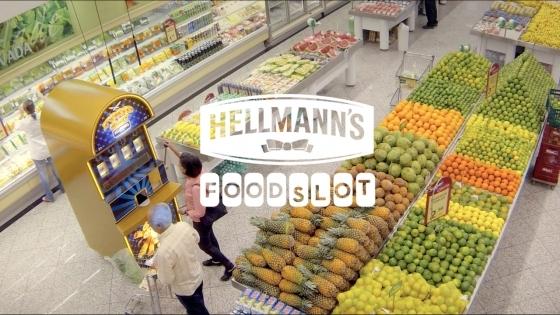 Hellmann's Her Şeyle İyi Gider: Food Slot