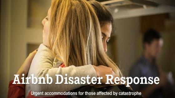 Airbnb Doğa Felaketlerinde Tüm Evlerin Kapılarını Açıyor