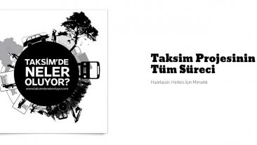 Mimarların Gözünden Taksim'de Neler Olduğunun Kapsamlı Bir Zaman Çizelgesi