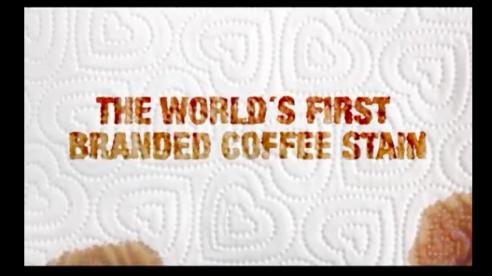 Bir Reklam Mecrası Olarak Kahve Lekesi