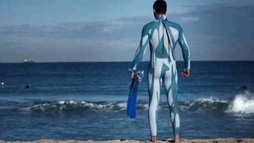 Dalgıçlar için Köpekbalığı Saldırısını Engelleyen Tasarımlar
