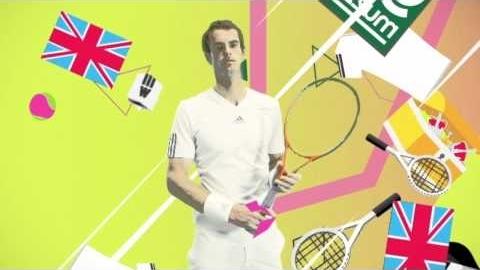 Adidas'tan Wimbledon'la Gerçek Zamanlı Pazarlama