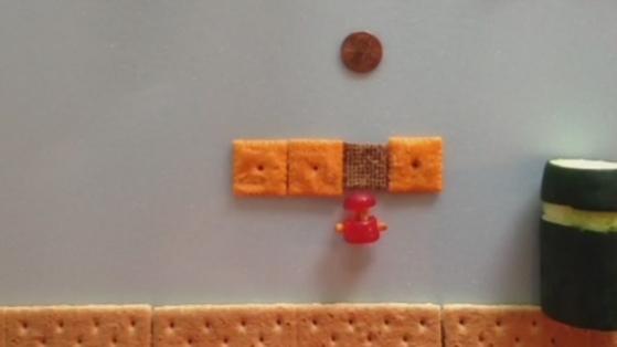 Vine İçinde Super Mario Oynamaca
