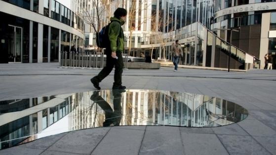 Çin'de Aynadan Göller Küresel İklim Değişikliğine Dikkat Çekiyor