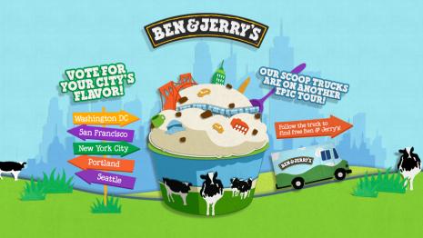 Ben & Jerry's New York'a Özel Dondurma Üretiyor