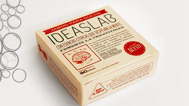Reklam Ajansından Yaratıcı Bünyelere Özel Sabun IdeasLab