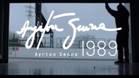 Sound of Senna – Ayrton Senna 1989