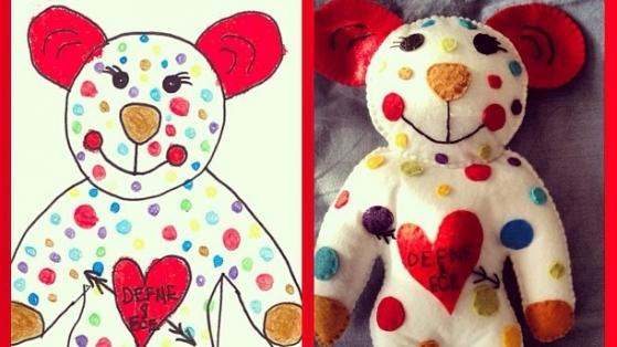 Turkcell Sosyal Aktivite Grubu Çocukların Çizimlerini Oyuncaklara Çeviriyor