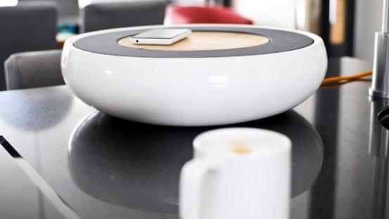 Dekoratif Akıllı Müzik Seti: Ceramic Stereo