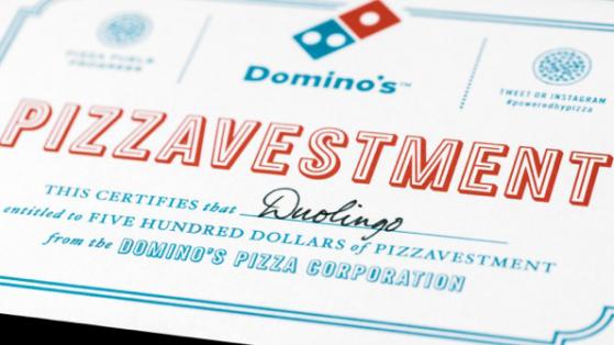 Dominos'tan Girişimcilere Destek: Pizzavestment