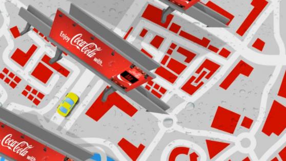 Coca-Cola Sizi Reklam Panolarına Taşıyor: Personal Road