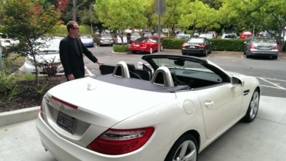 Mercedes-Benz ve Google'dan Kapıdan Kapıya Yönbulma