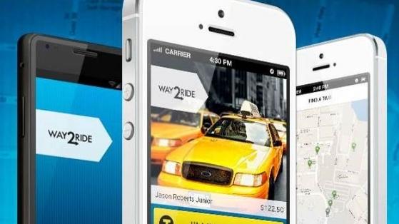 Taksi Çağırma Uygulaması Way2Ride
