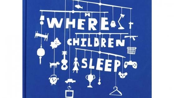 Çocukların Uyuduğu Yerler Kitap Oluyor