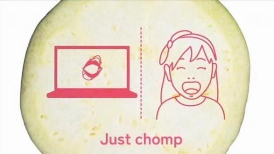 Çocukların Sebze Yemesini Kolaylaştıran İnteraktif Oyun