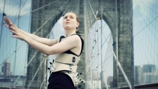 Büyüleyici Proje Human Harp: Brooklyn Köprüsü Dev Bir Enstrüman