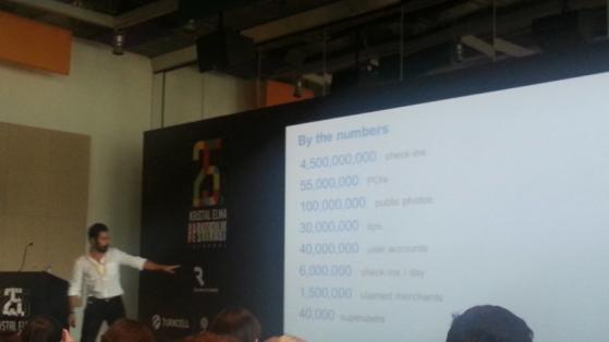 Kristal Elma: Foursquare ile Tüketiciye Ulaşmak