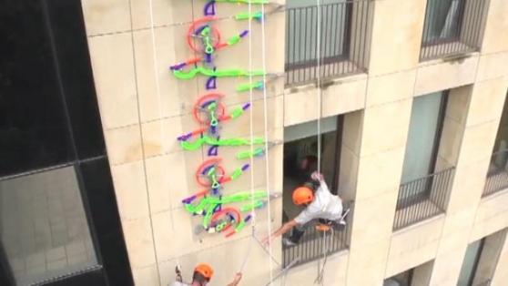 Oyuncak Markası Oyun Alemini Şehrin Ortasına Taşıyor