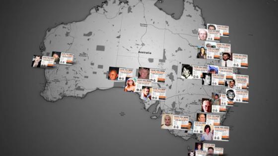 Kayıp İnsanların Bulunması İçin Mecra olarak Youtube'u Kullanan Proje