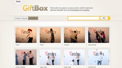 Yandex'ten Kristal Elma'da GIF Stüdyosu