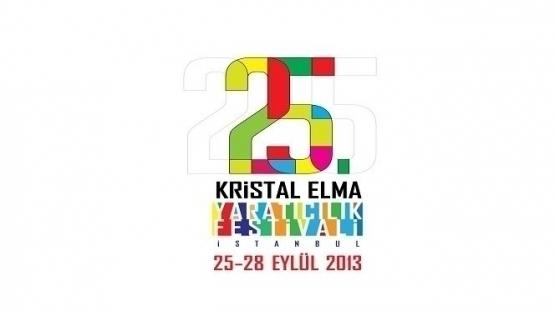 25. Kristal Elma Yaratıcılık Festivali Programı Açıklandı