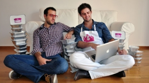 Yunanistan'dan Ev Yemeği Alışverişi İçin Paylaşım Ekonomisi Uygulaması Cookisto