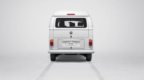 Efsane Minibüs VW Kombi'nin Vedası
