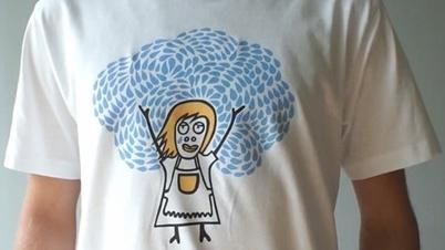 Tide'ın Kendinden Deterjanlı Tişörtleri