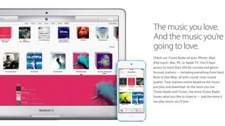 Nissan iTunes Radio Partnerliği için Apple ile Anlaştı