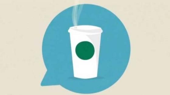 Starbucks'ın Yeni Uygulaması: Tweet'le Kahve Ismarlamak