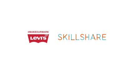 Levi's Skillshare Üzerinden Yaratıcılık Üzerine Dersler Veriyor