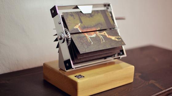 120 Yıl Önce İcat Edilen Hakiki GIF Makinası Geri Döndü