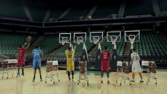 5 NBA Yıldızından Jingle Hoops