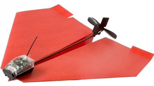 Uzaktan Kumandalı Kağıttan Uçak