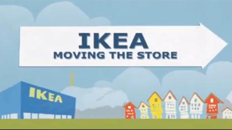 Ikea'yı Bir Mağazadan Diğerine Yerlilerin Yardımıyla Taşımak