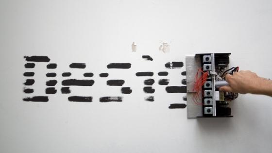 txtBOMBER: Programlanabilir Duvar Yazıcısı