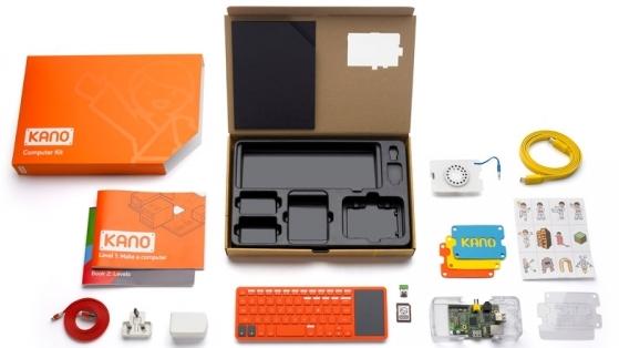 Kano: Bu Kit ile Kendi Bilgisayarını Kendin Yap