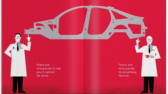Audi'den Çocuklar İçin İllüstrasyonlu Kitap