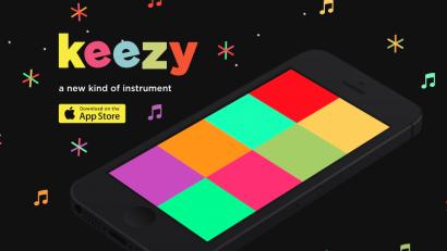 Tek Başına Dev Orkestra Mobil Uygulama: Keezy