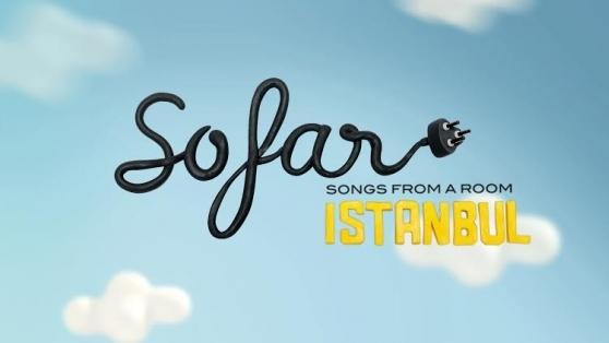 İlkay Alptekin'den Hamur İllüstrasyon Tekniğiyle Sofar Sounds Istanbul Posterleri