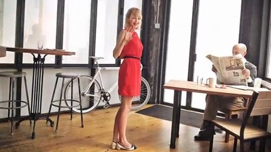 Yalnızca Google Glass İle Çekilen Kısa Film