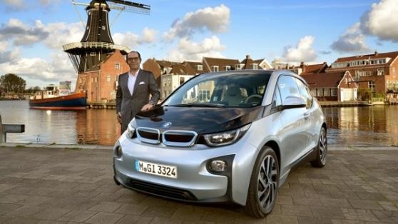 BMW Leipzig Fabrikası ve i3 Üretimi