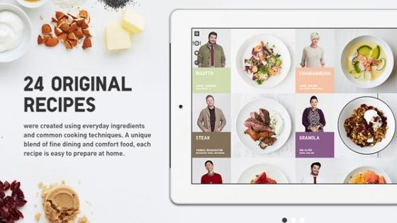 Uniqlo Giysilere Göre Yemek Tarifi Öneren Uygulama Yaratıyor