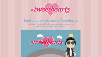 Sevgililer Gününde Tweet'le Hediye Göndermek