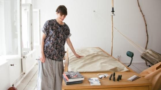 Yatağa Dönüşebilen Çalışma Masası: Workbed